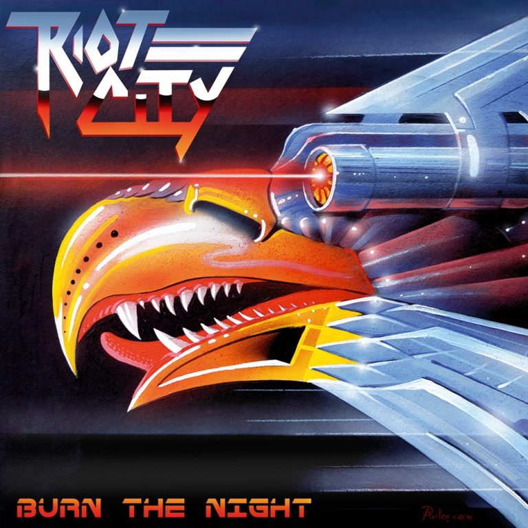 Riot City – Burn the Night Review