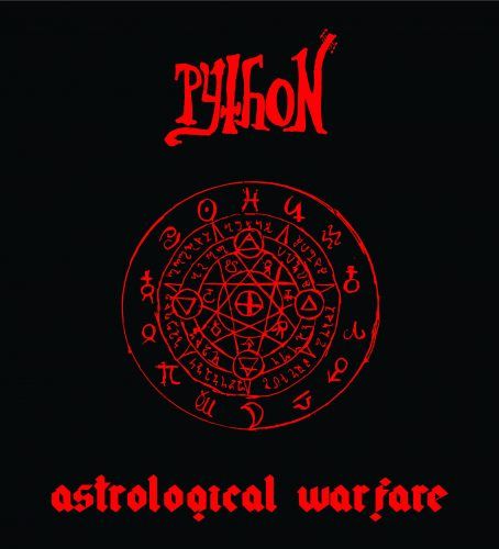 Python - Astrological Warfare 01