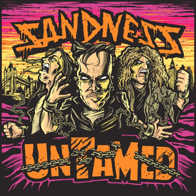 Sandness – Untamed Review