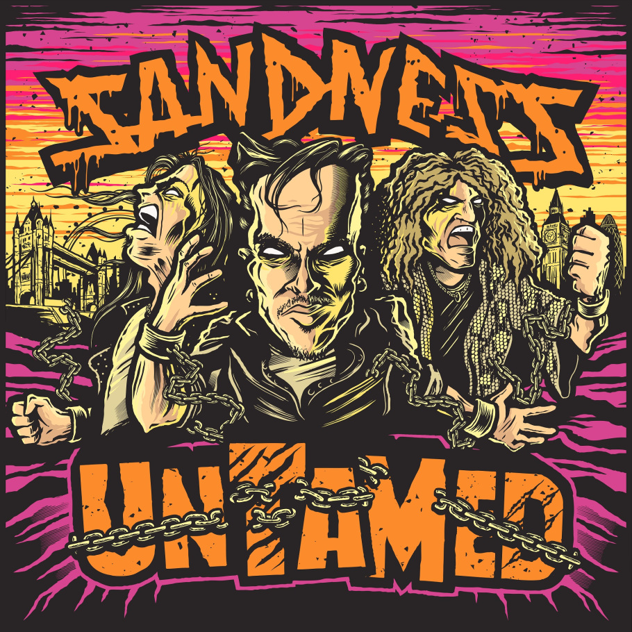 Sandness - Untamed 01