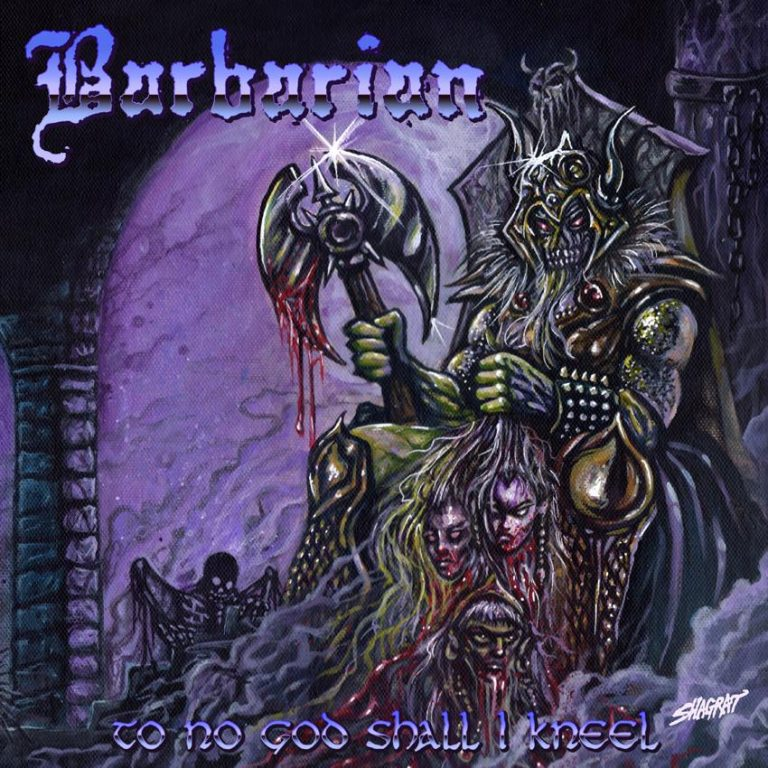 Barbarian – To No God Shall I Kneel Review