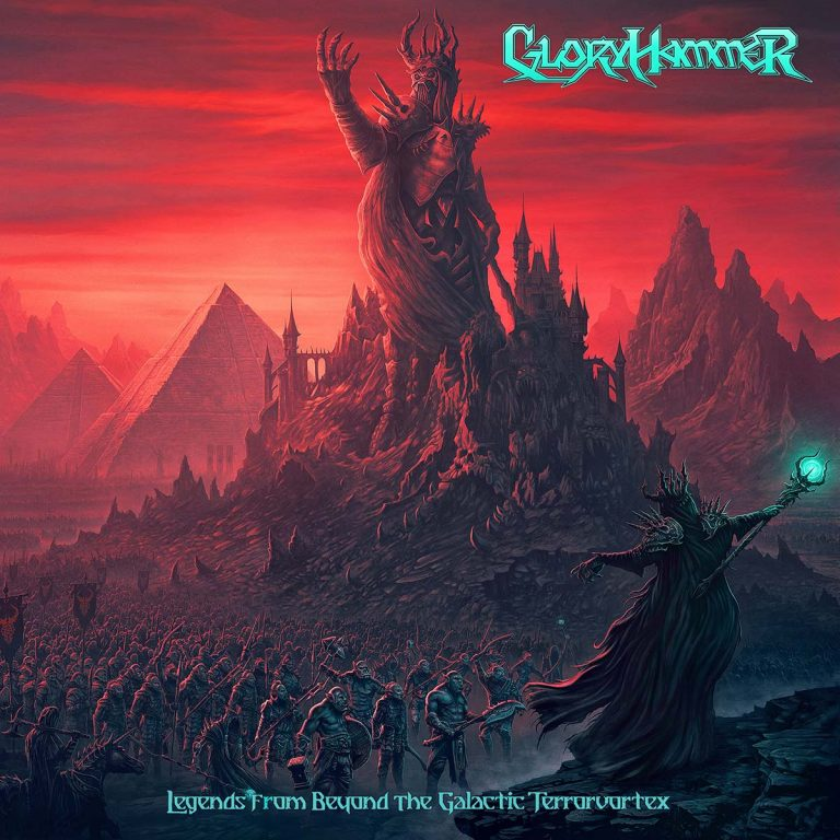 Gloryhammer – Legends From Beyond the Galactic Terrorvortex Review