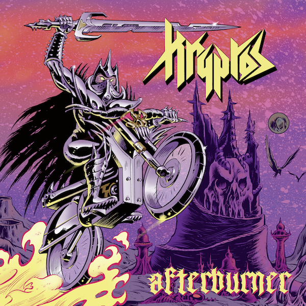Kryptos – Afterburner Review