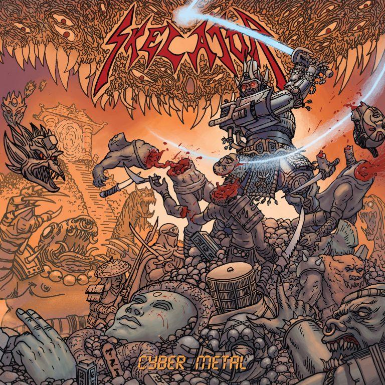 Skelator – Cyber Metal Review