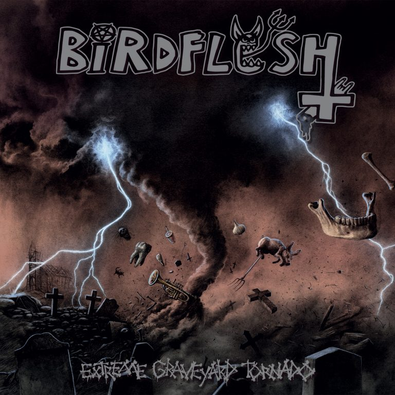 Birdflesh – Extreme Graveyard Tornado Review