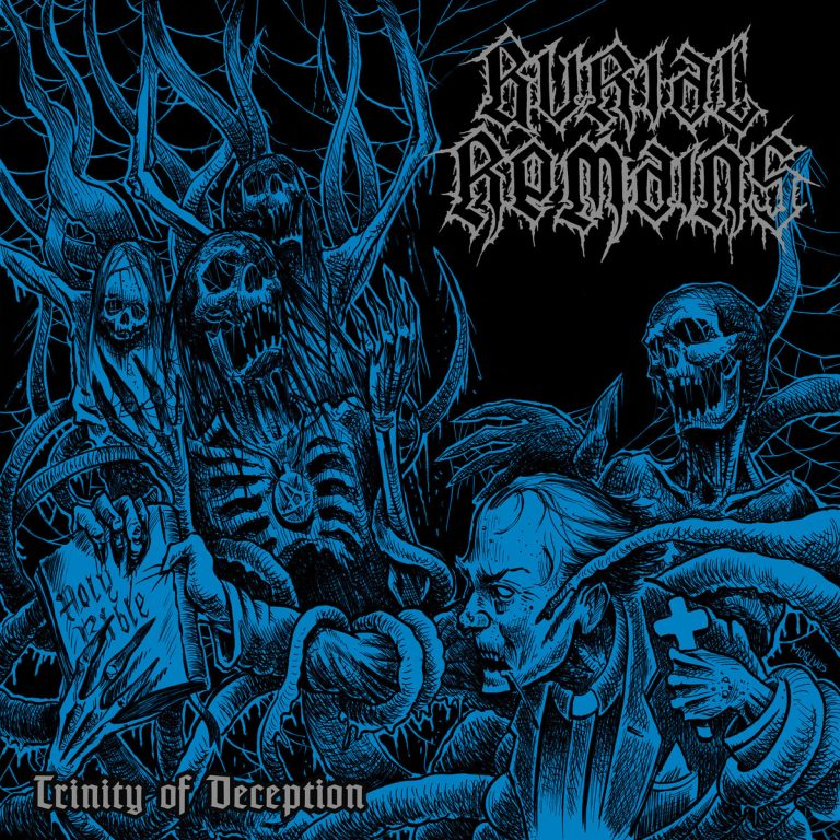 Burial Remains – Trinity of Deception Review