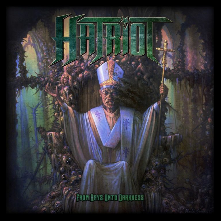 Hatriot – From Days Unto Darkness Review