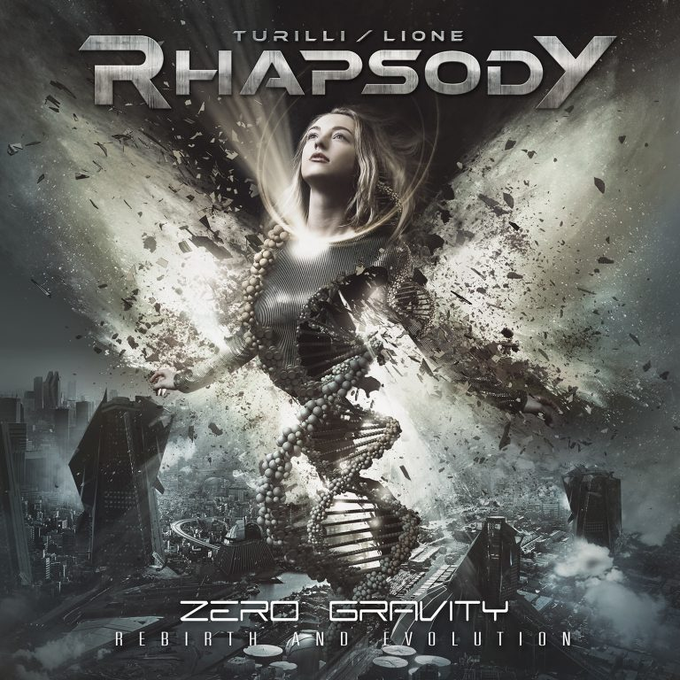 Turilli / Lione Rhapsody – Zero Gravity: Rebirth and Evolution Review