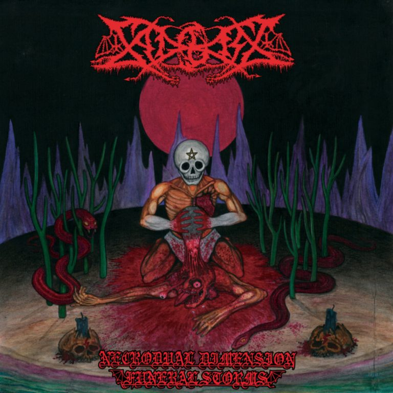 Sadokist – Necrodual Dimension Funeral Storms Review