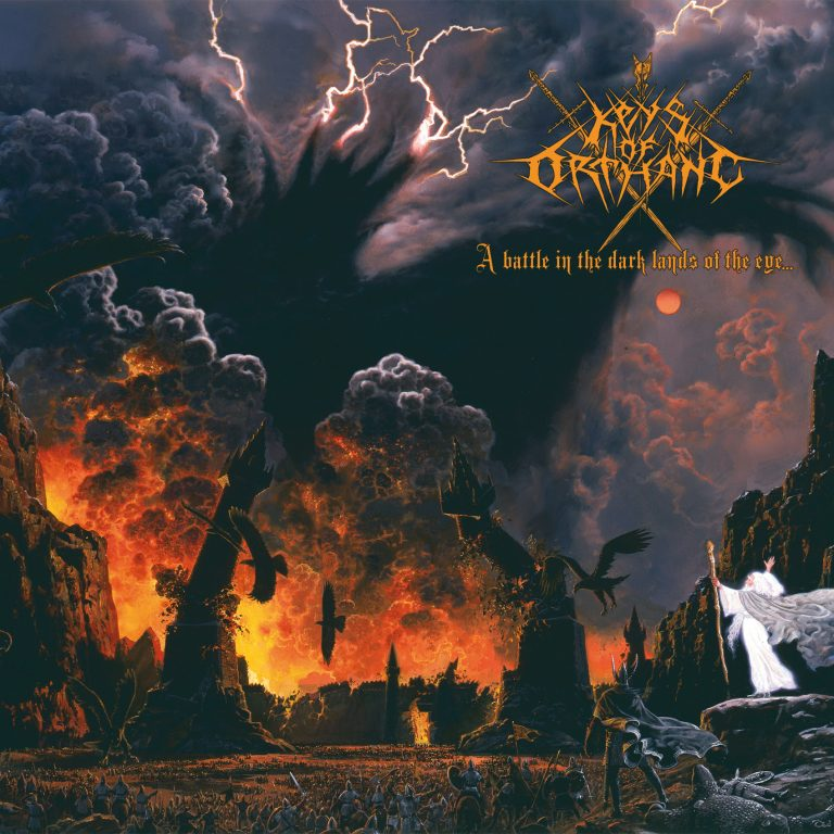 Keys of Orthanc – A Battle In The Dark Lands of The Eye… Review