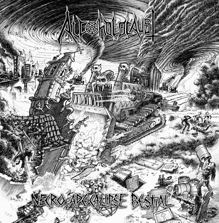 Alcoholocaust – Necro Apocalipse Bestial Review