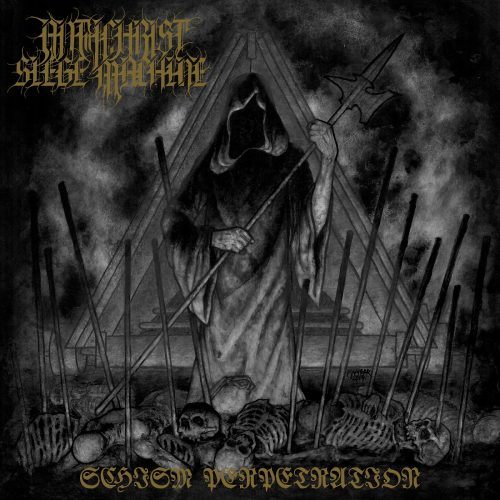 Antichrist Siege Machine - Schism Perpetration Review