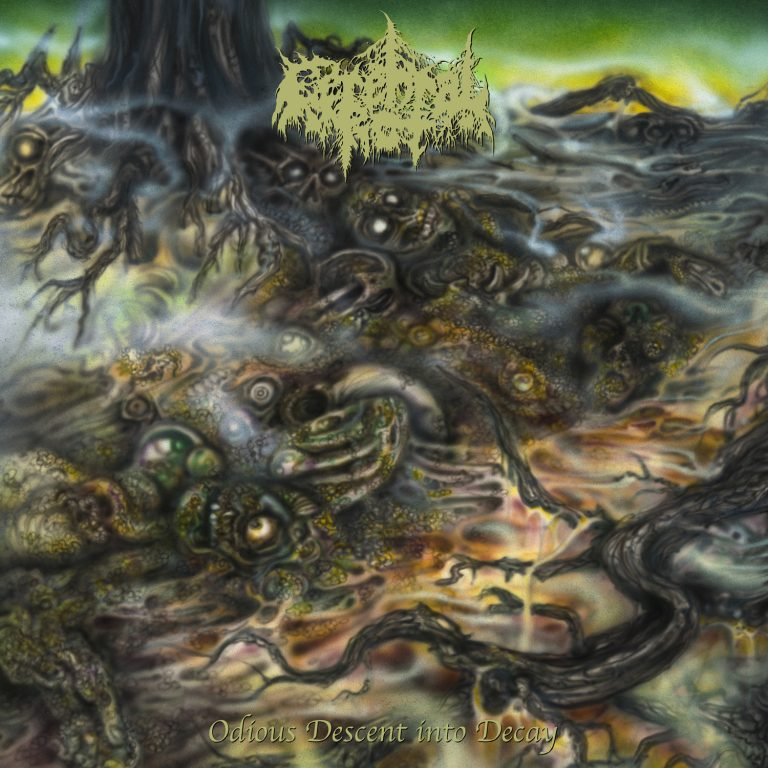Cerebral Rot – Odious Descent Into Decay Review