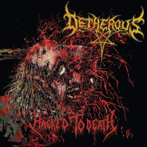 Detherous - Hacked to Death 01