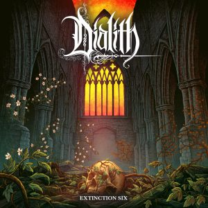 Dialith - Extinction Six album cover