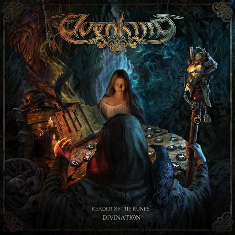 Elvenking – Reader of the Runes – Divination Review