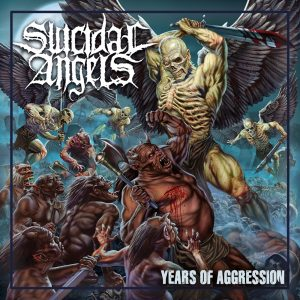 Suicidal Angels - Years of Aggression Review | Angry Metal Guy