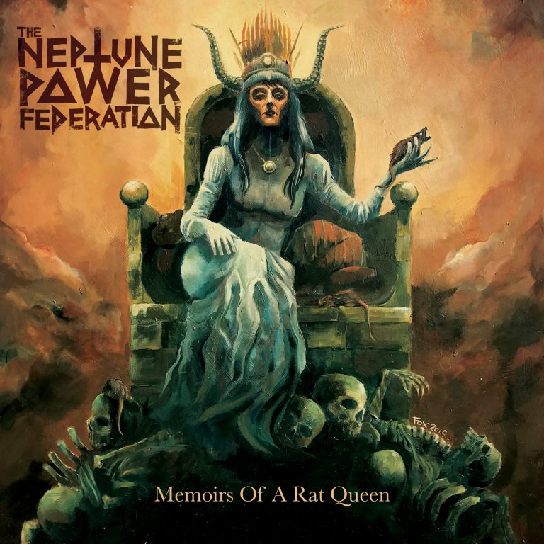 The Neptune Power Federation – Memoirs of a Rat Queen Review