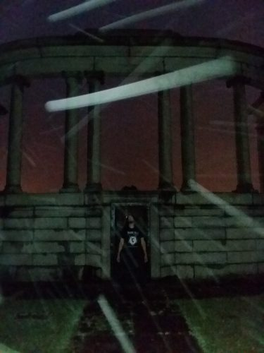 Cemetery Lights - The Underworld 02