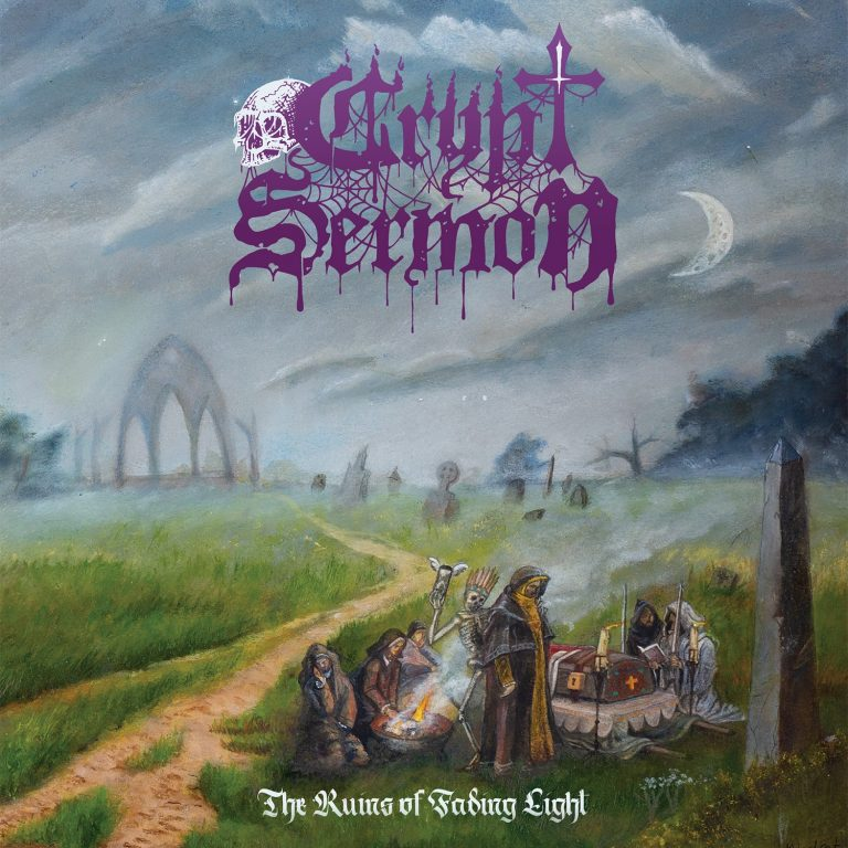 Crypt Sermon – The Ruins of Fading Light Review
