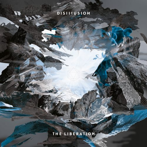The album cover of the Record of the Month: Disillusion - The Liberation