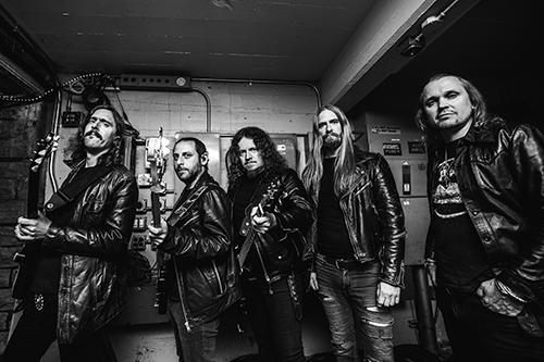 Opeth 2018