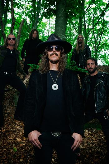 Opeth 2019