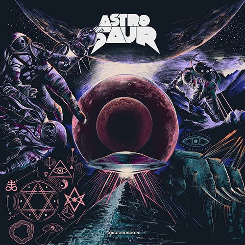 Astrosaur – Obscuroscope Review