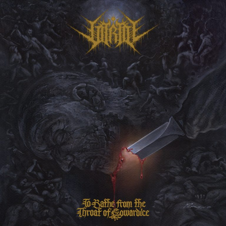 Vitriol – To Bathe from the Throat of Cowardice Review