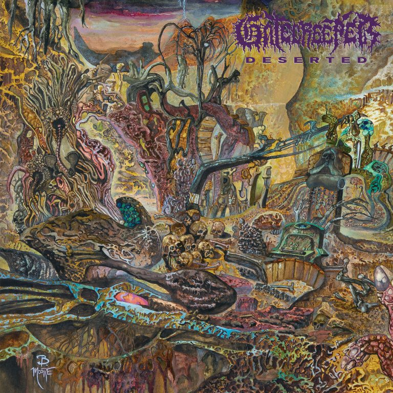 Gatecreeper – Deserted Review