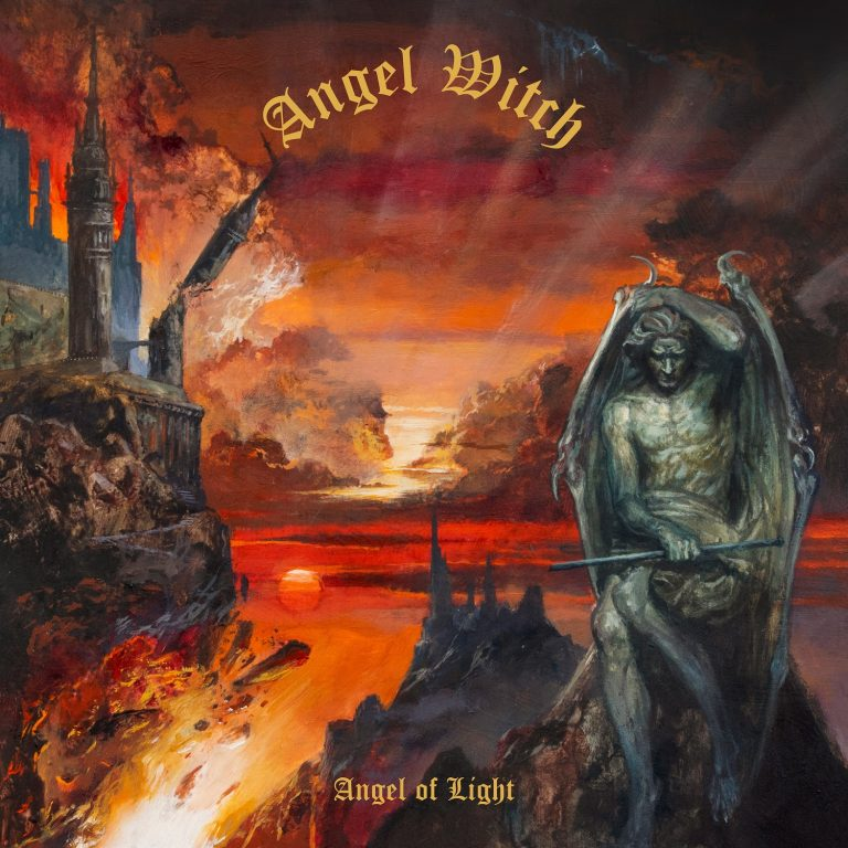 Angel Witch – Angel of Light Review