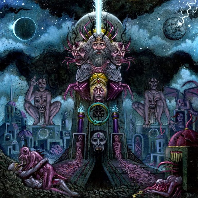 Cleric – Serpent Psalms Review
