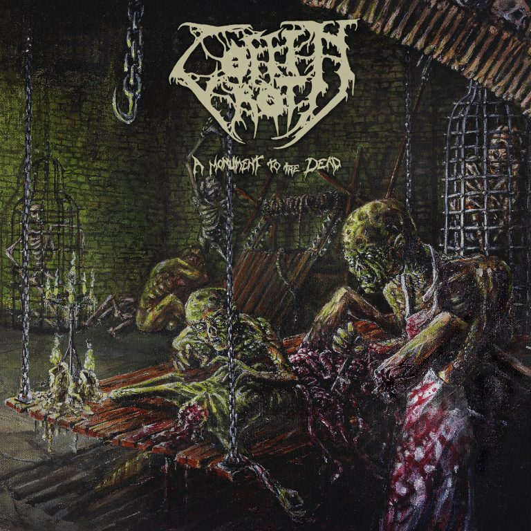 Coffin Rot – A Monument to the Dead Review
