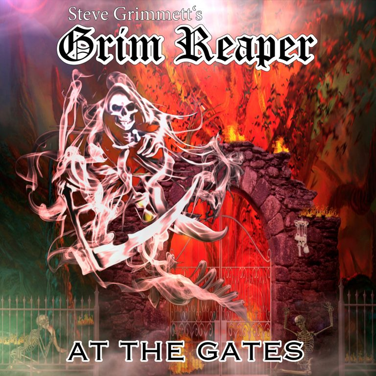 Grim Reaper – At the Gates Review