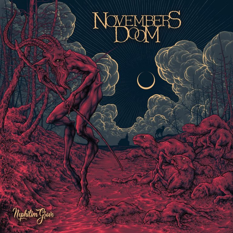 Novembers Doom – Nephilim Grove Review
