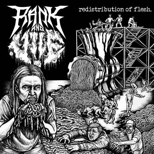 Rank and Vile - redistribution of flesh. 01