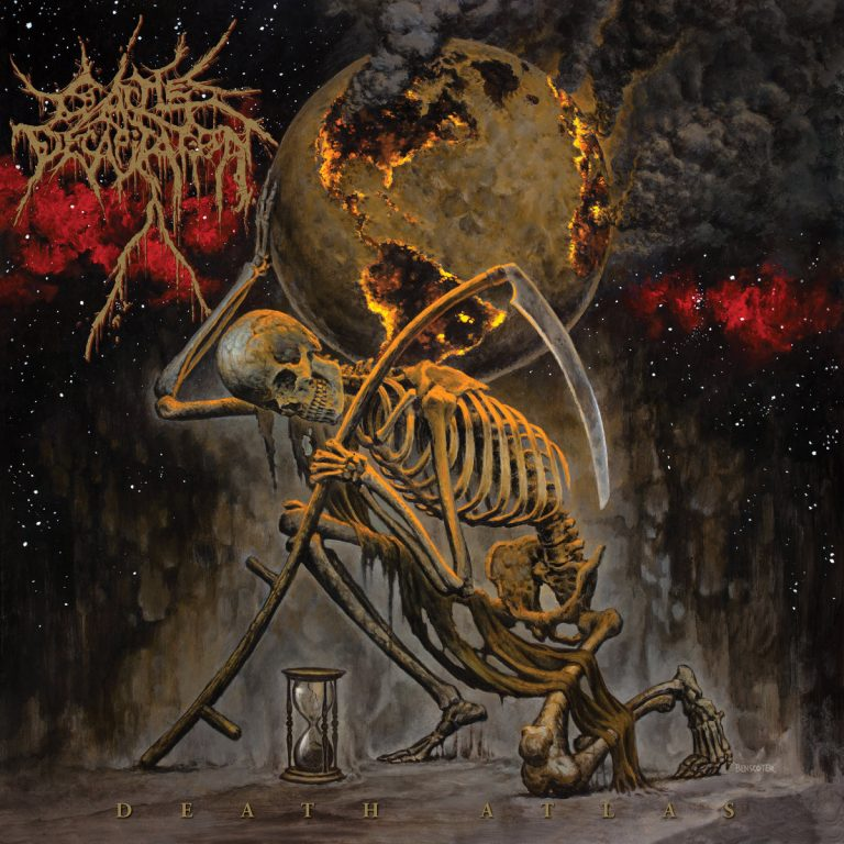 Cattle Decapitation – Death Atlas Review