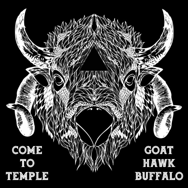 GoatHawkBuffalo – Come to Temple Review