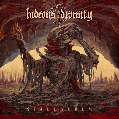 Hideous Divinity - Simulacrum 01