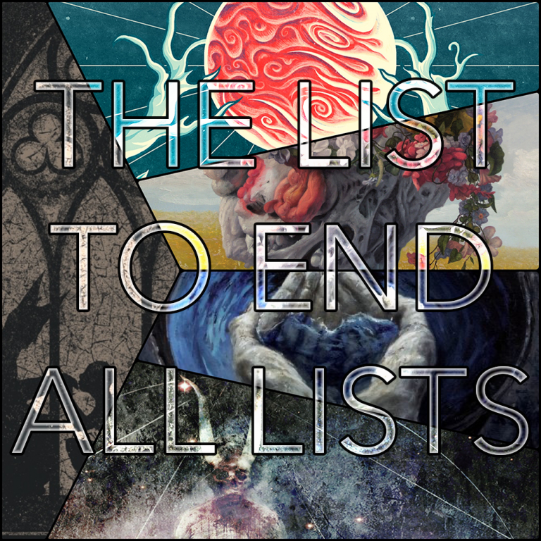 AngryMetalGuy.com's Aggregated Top 10(ish) of 2019: The List to End All Lists