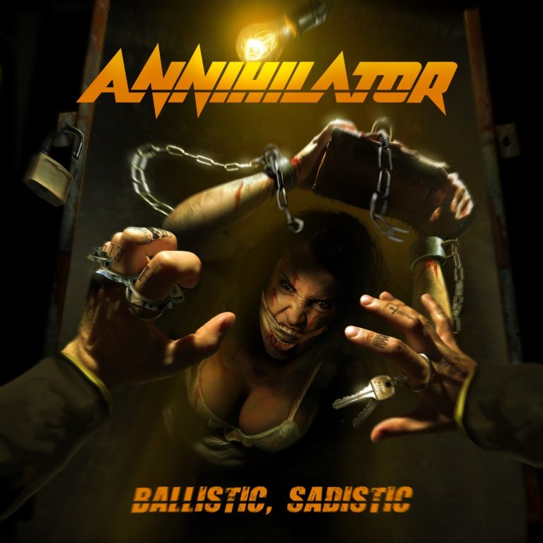 Annihilator – Ballistic, Sadistic Review
