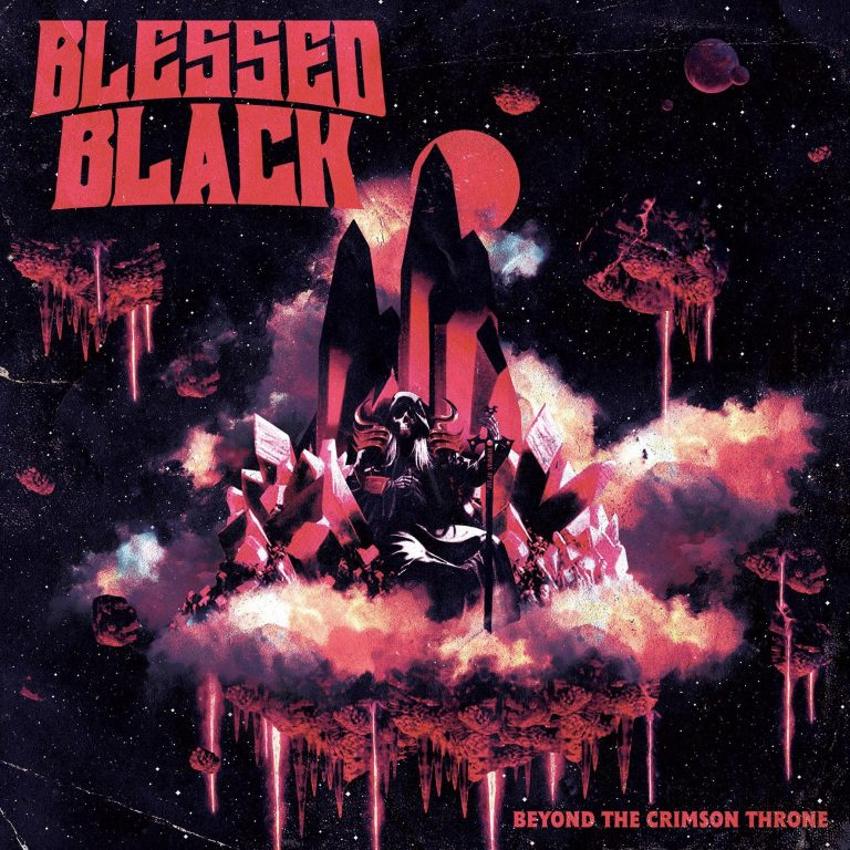 Blessed Black – Beyond the Crimson Throne Review and Album Premiere