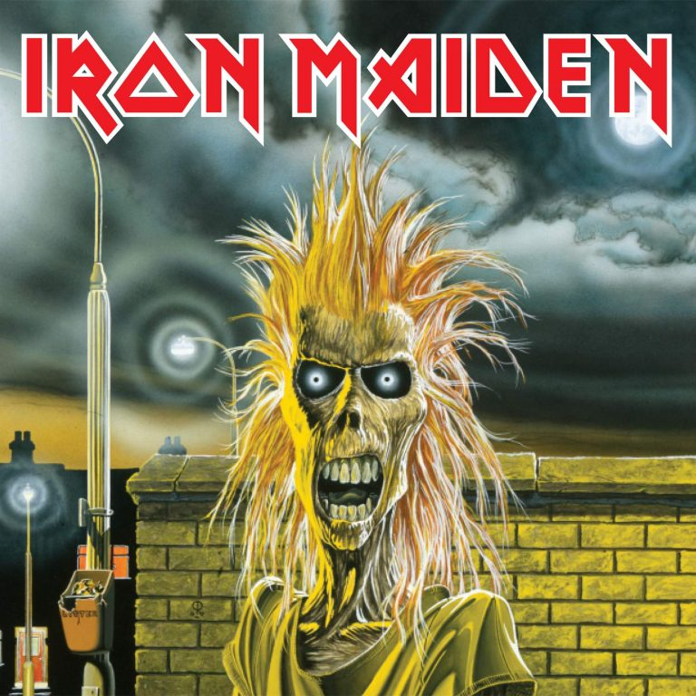 Yer Metal Is Olde: Iron Maiden – Iron Maiden