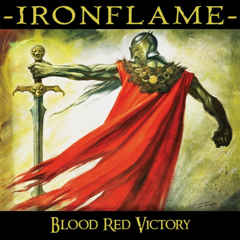 Ironflame – Blood Red Victory Review