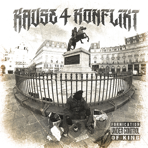 Kause 4 Konflikt – Fornication Under Control of King Review