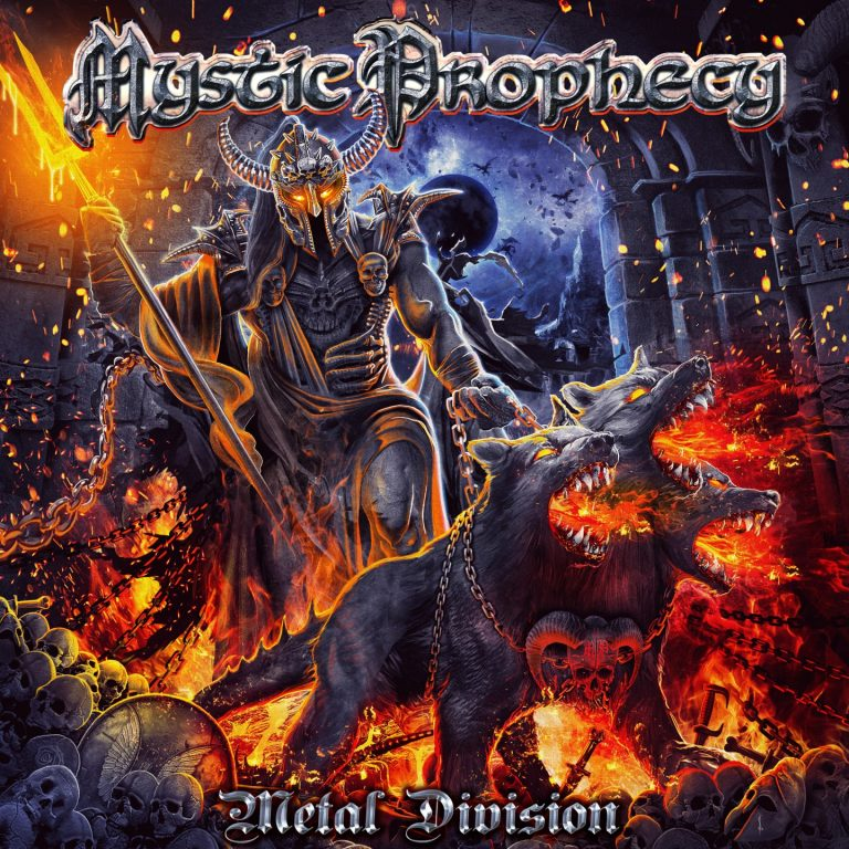 Mystic Prophecy – Metal Division Review