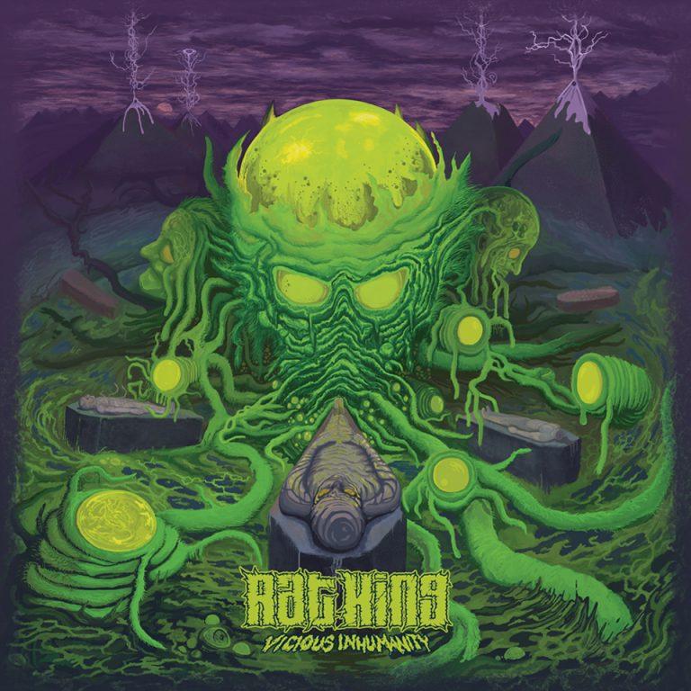 Rat King – Vicious Inhumanity Review