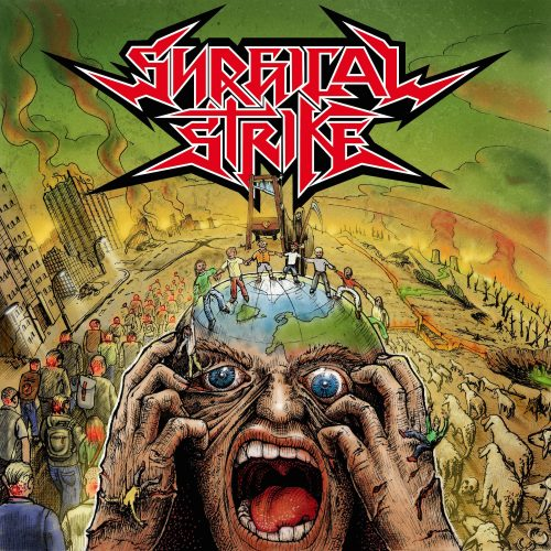 Surgical Strike - Part of a Sick World 01