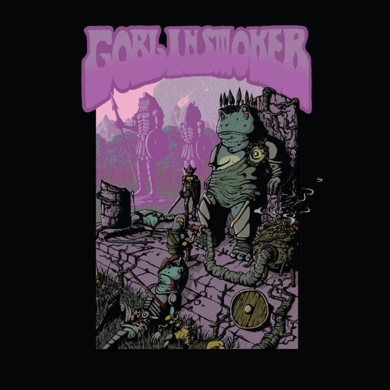 Goblinsmoker – A Throne In Haze, A World Ablaze Review