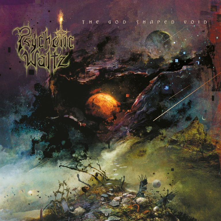 Psychotic Waltz – The God-Shaped Void Review